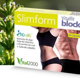 Slimform block