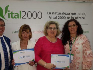 VITAL 2000 apoya las iniciativas de la Fundación de Terapias Naturales (FTN)